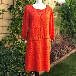 Neiman Marcus lace dress